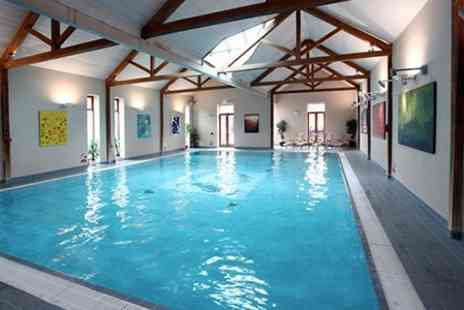 Cambridge Quy Mill Hotel - Spa Day Plus Afternoon Tea For Two - Save 53%