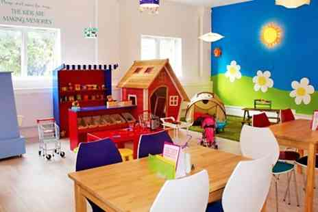 Jenn's Den - Play Party With Food For Up to 12 Children - Save 64%
