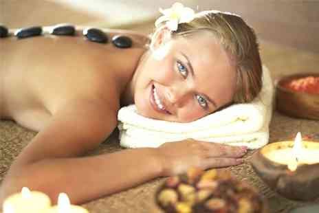 Spa Inc - One Hour Massage With Hot or Cold Stones  - Save 60%