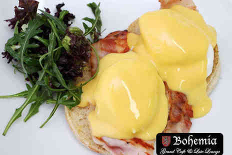 Bohemia Brighton - Breakfast and Bubbly for Two - Save 52%