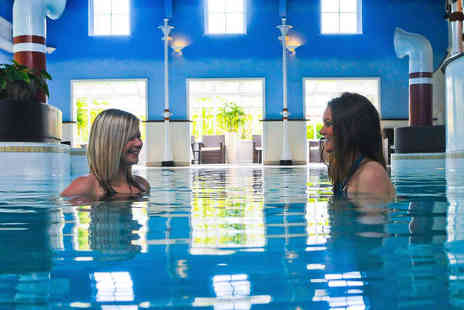 Alton Towers Spa - Spa Experience Day with 25 Minute Treatment Spa Facility Use Robe and Slipper Hire - Save 55%