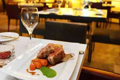 18fifty5 Restaurant - Mouthwatering three Course Dinner for two - Save 44%