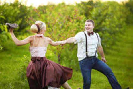 Revival Dance - Ten Swing Jive and Rock and Roll Dance Lessons - Save 62%