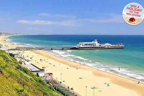 The Queens Hotel And Spa - Two night Bournemouth escape for two - Save 44%