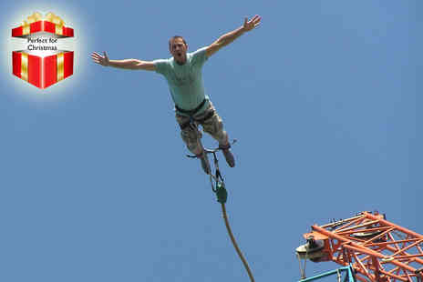The UK Bungee Club - 160 fit bungee jump nationwide - Save 51%