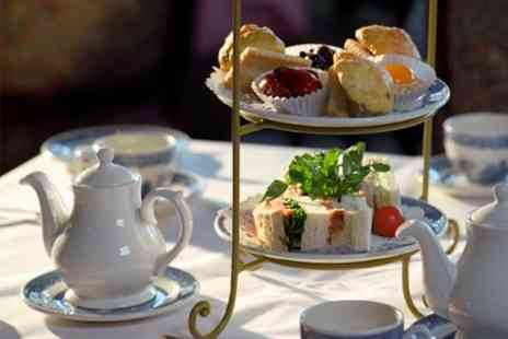 City Cafe - Winter Afternoon Tea for two - Save 55%