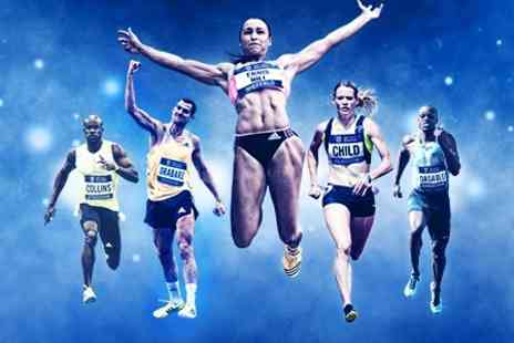 UK Athletics - British Athletics International Match Tickets - Save 18%