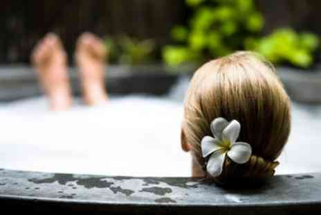 Jasmin Olivia - Spa Access With Treatments, Wine and Cake - Save 50%