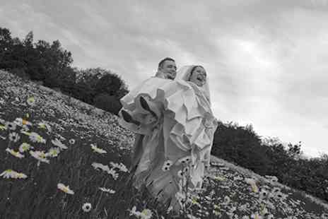 Jet Photography - Wedding Photography With Album - Save 68%