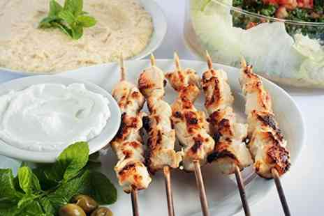 A La Turka UK - Turkish Cuisine for Two - Save 56%