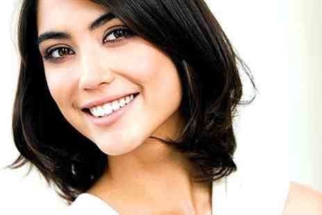 White & Beauty - Laser Teeth Whitening Includes consultation - Save 83%