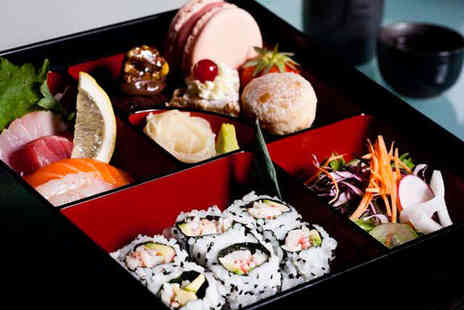 Hilton London Tower Bridge Hotel - Japanese Afternoon Tea for Two - Save 55%