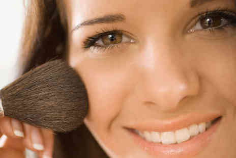 Bella Factory - Three Hour Make Up and Hairstyling Course - Save 80%