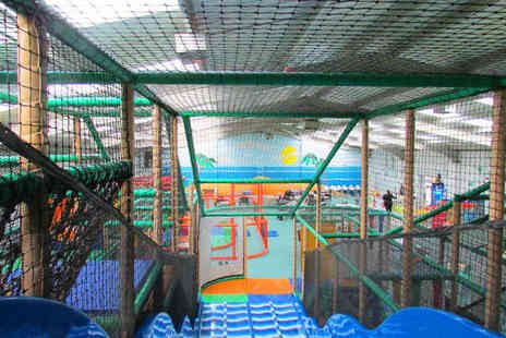 Go Bananas Play Centre - Soft Play Session and Milkshake for One - Save 53%
