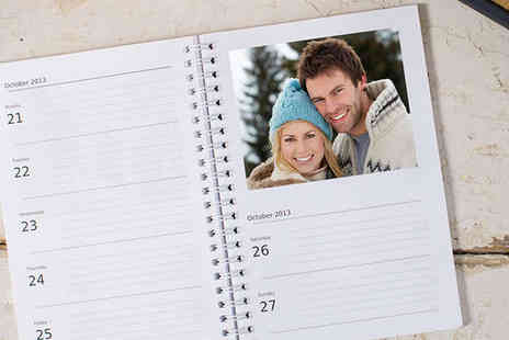 Huggler - Personalised Photo Diary with Delivery Included - Save 58%