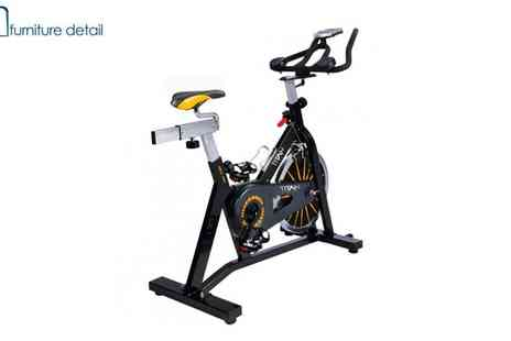 GRS Global - Choice of Spin Bikes - Save 31%