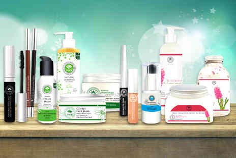 PHB Ethical Beauty - Voucher to spend  - Save 50%
