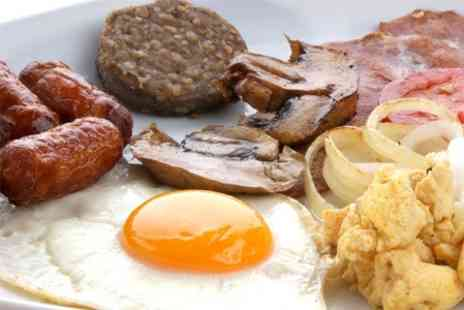 Helens Bakehouse and Tearoom - Cooked Breakfast - Save 50%