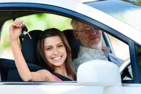Driving lesson.com - One hour driving lessons suitable for beginners - Save 81%