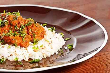Haveli Restaurant - Indian Meal With Glass of Wine or Cocktail For Two - Save 68%