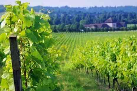 Denbies - Meal and Vineyard Tour For Two - Save 52%