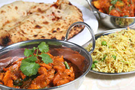Bombay Spice - Two to Spend Four People - Save 83%