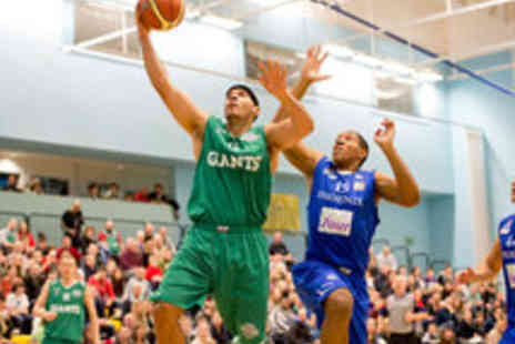Manchester Giants - Tickets to Manchester Giants v Worcester Wolves  - Save 45%