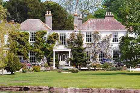 The Powder Mills - Historic Sussex Stay with Meals & Fizz - Save 54%