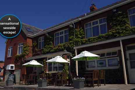 The Cliffemount Hotel - Two night stay for two people in a standard double room - Save 34%
