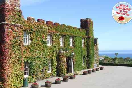Tregenna Castle - Two night stay for two people - Save 72%