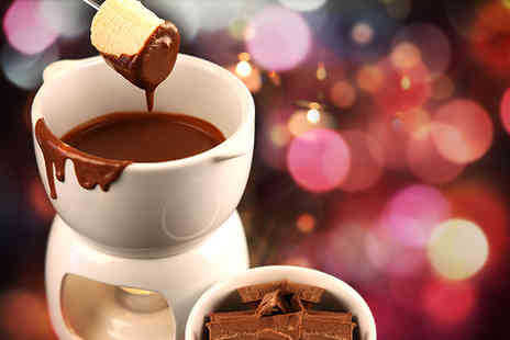 Sugar Mill Desserts - Unlimited chocolate fondue for 2 including a coffee - Save 57%