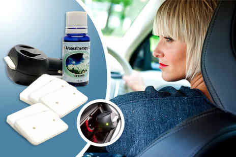 Purer Air - Essential oils car scenter - Save 60%
