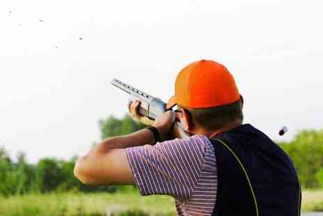 Southdown Gun Club - Clay Pigeon Shooting Lesson For Two - Save 43%