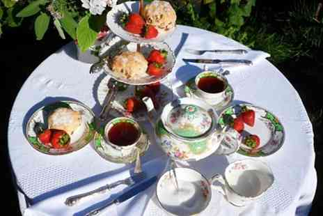 Sedlescombe Organic Vineyard - Tour For Two With Lunch or Cream Tea - Save 41%