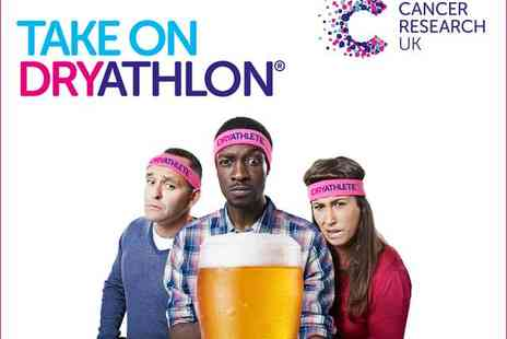 Cancer Research - £5, £10, or £20 Donation to Cancer Research UK - Save 50%