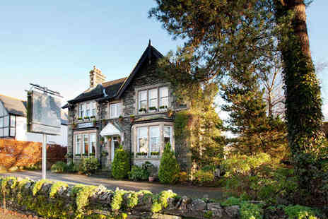 The Howbeck - Overnight Stay for Two People with Daily Breakfast - Save 58%