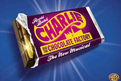 Theatre Royal Drury - Tickets to Charlie and the Chocolate Factory the Musical - Save 31%