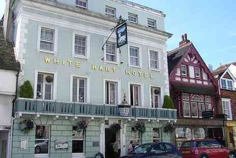 White Hart Hotel - Two night East Sussex break for two people - Save 51%