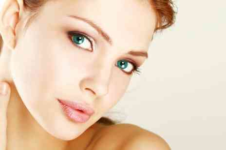 Derma Health Spa - One LED Hyaluronic Facials - Save 50%