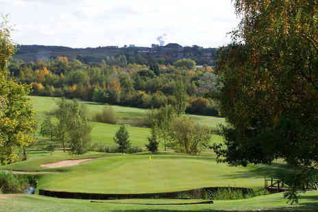 Rother Valley Golf Centre - 18 Holes of Golf for Four People - Save 52%
