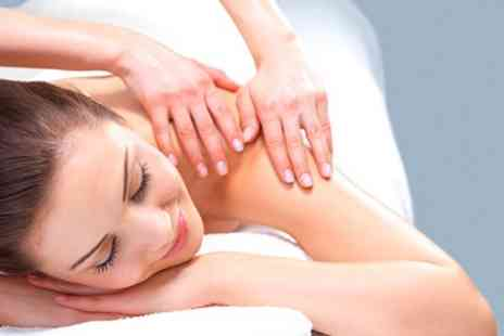 Pure Escapism - Decleor Facial With Back Neck and Shoulder Massage - Save 56%
