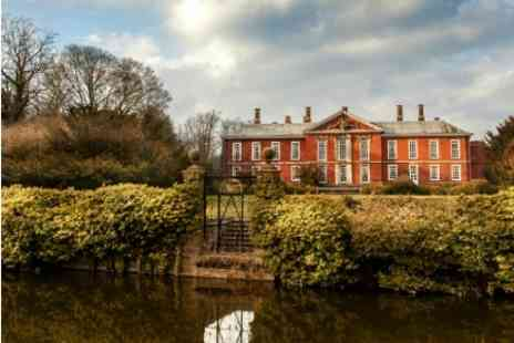 Bosworth Hall Hotel - One Night stay For Two With Sparkling Wine and Breakfast - Save 48%