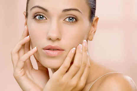Loulabelles - Luxury Facial with Gel Polish for Fingers and Toes - Save 70%