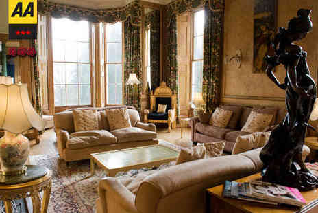 Ardanaiseig Hotel - Cosy Log Fires and Beautiful Lochs in Argyll - Save 51%