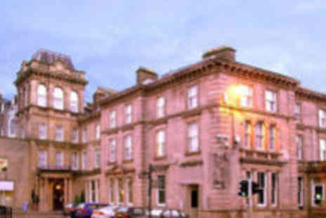 The Royal Highland Hotel - Three night stay for two - Save 70%
