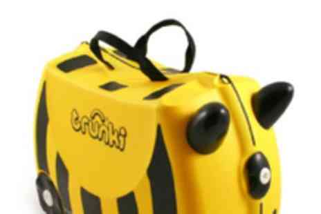 Trunki - Ride on hand luggage - Save 42%