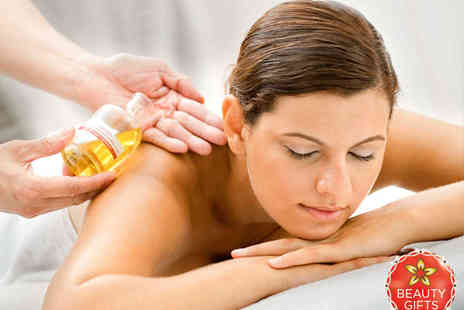 Treat & Revive Spa - Hour Long Spa Ritual for Two Including Swedish Massage Tranquillity Scalp Massage and Choice of Elemis Facial - Save 79%