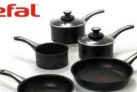 Tefal - New Pro Expert Winchester 5 Piece Pan Set - Save 55%
