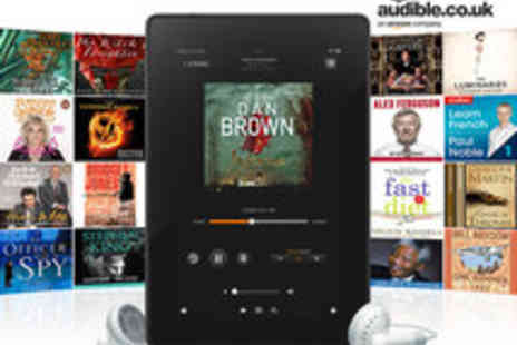 Audible.co.uk - Audible Membership for the first 3 months - Save 53%