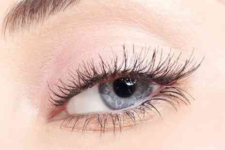 Linzi Lashes - Semi Permanent Eyelash Extensions With Tint - Save 78%